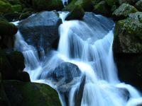 Cool waterfall