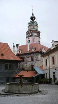 Zámecká věž - Český Krumlov