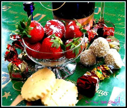 Xmas Treats by sirwiseowl on flickr
