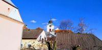 kostel sv. Jakuba Týn nad Vltavou