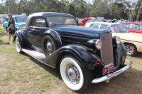 """Lincoln """"Model KB"""" Coupé - 1934"""
