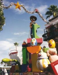 Toy Story Float (EZ Version)