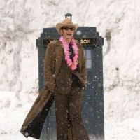 david tennant dr who snow