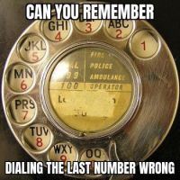 Do you remember??