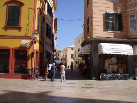 Ciutadella Menorca - wish I was back on holiday!