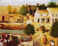 A PROSPEROUS FARM IN COLONIAL NEW JERSEY PRIOR TO 1776