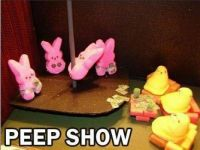 Easter Peep Show