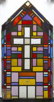 Glass-stained-window