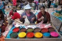 Peruvian Market Stall