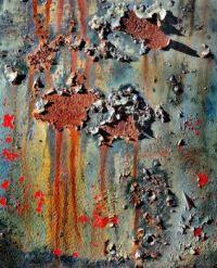 Rust Creates Art