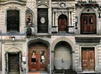 An Entrancement* of Doors, Lucerne  (medium)
