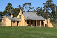 O'Brien's Home (an Irish rebel): Port Arthur, Tasmania