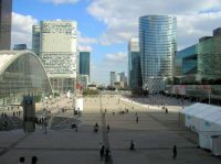 """La Defense"" District Paris."