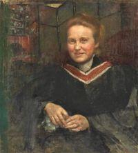 Annie Swynnerton (1844-1933) - Dame Millicent Fawcett, 1930