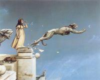 Michael Parkes - Gargoyles