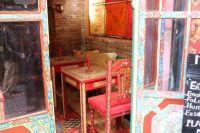 Small restaurant in Albaicin, Granada