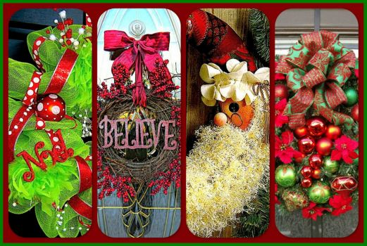 Christmas Ornamentation Boards!