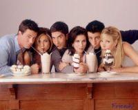 Friends Milkshake