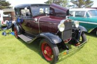 """Ford """"Model A"""" - Deluxe Victoria -  1931"""