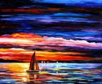 A Tribute to Leonid Afremov - Piece II