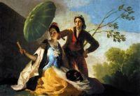 Goya - The Parasol (1777)