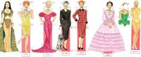 Paper Doll  ~  Actresses