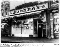 original Loblaws grocery store