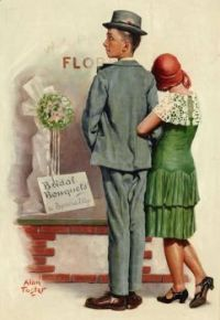 Themes Vintage illustrations/pictures - Second Thought