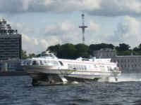 Hydrofoil- St. Petersburgh