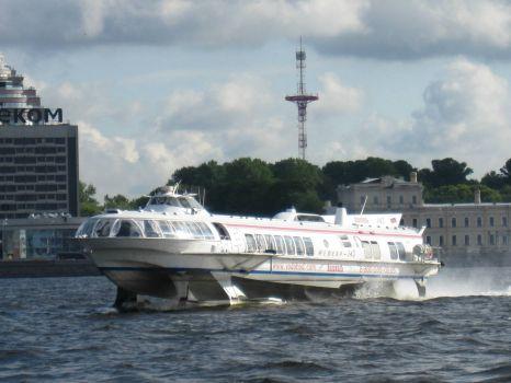 Hydrofoil- St. Petersburgh