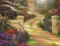 Living Spring Gate