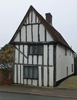 House at Lavenham