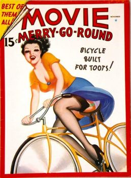 Movie Merry-Go-Round November 1937