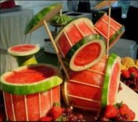 Watermelon art 2
