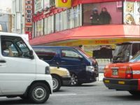 Akihabara traffic