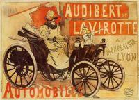 1896 Audibert et Lavirotte illustrated by Louis Huvey