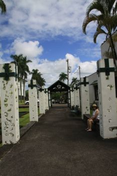 War Memorial, Hilo, Hawaii