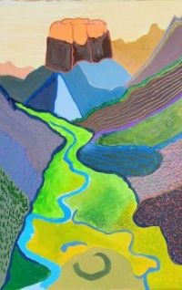 Wind River Range, Wyoming 5741