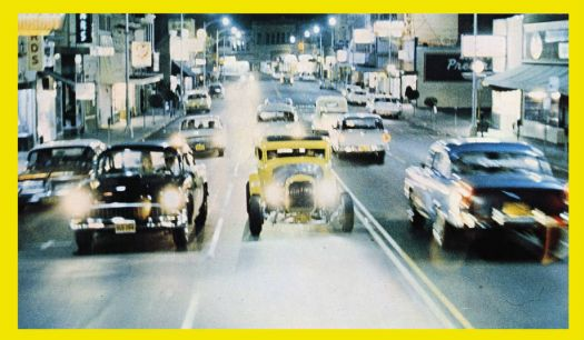 American Graffiti - cruisin'