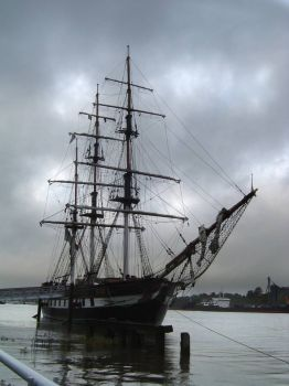 Famine ship, New Ross