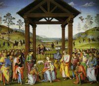 Perugino- Adorazione dei Magi