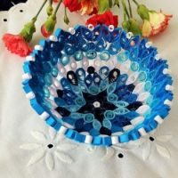 True-Blue-Quilled-Paper-Bowl