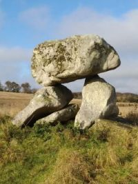 The Devil's Den, Fyfield, Wiltshire