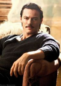 Men in Fur 1: Luke Evans