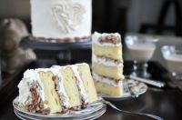 Buttered Pecan Cake