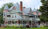 The Heather House in Marine City MI - Victorian Mansion