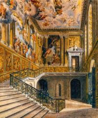 The Great Staircase, Hampton Court Palace