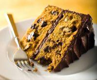 Pumpkin Chocolate Chip Cake