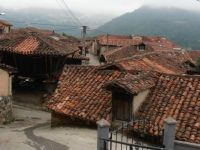 Galician roofs