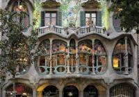 Casa Baillo Gaudi Barcelona